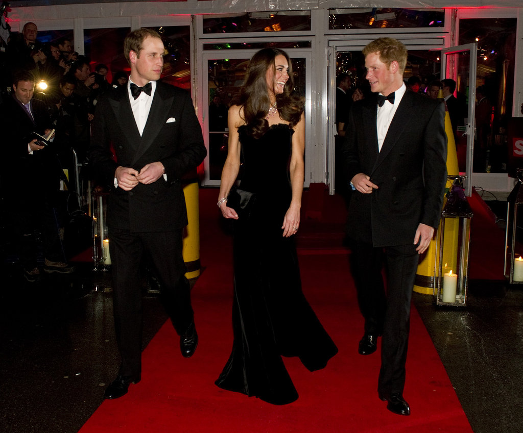Will and Kate will spend their first newlywed Christmas with William's family.