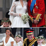 The Royal Wedding Party: Who's Who?