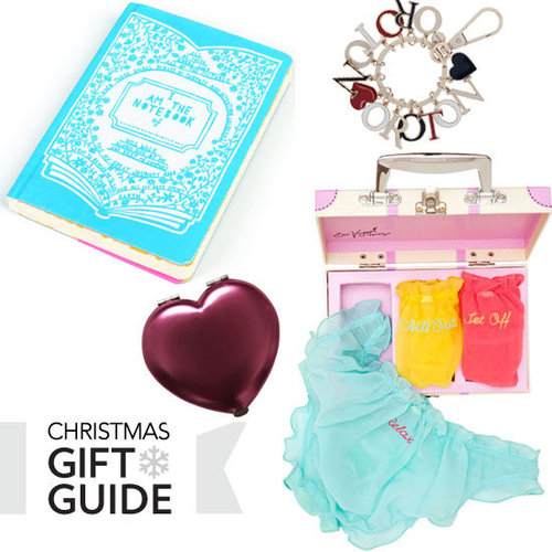 Chic Stocking Fillers for Christmas For Under $70: Cute Christmas Present Ideas from Peter Alexander, PeepToe, Mimco and more!