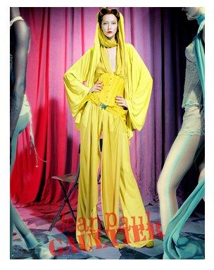 Jean Paul Gaultier Spring 2012 Ad Campaign