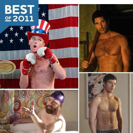 The Best Shirtless TV Moments of 2011