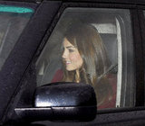 Kate Middleton headed to Buckingham Palace.