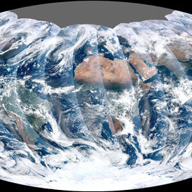 NASA Hi-Res Picture of Earth
