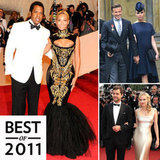 Stylish Celebrity Couples 2011