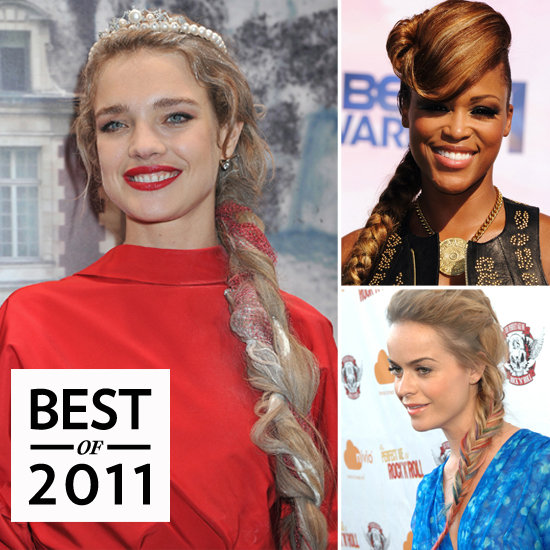 The Biggest Braid Trends of 2011