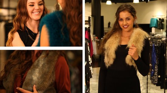 Rock a Faux Fur Vest Like Nicole Richie and Rihanna!