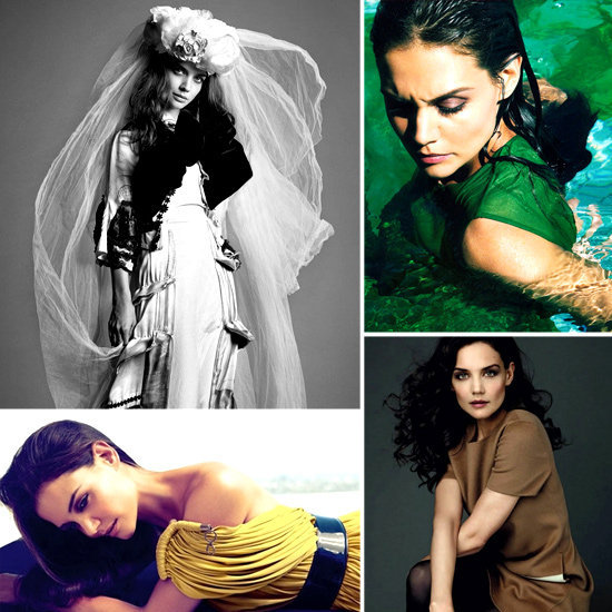 Katie Holmes celebrated her 33rd birthday and in honor of it, we've culled 33 of her most stunning editorials.