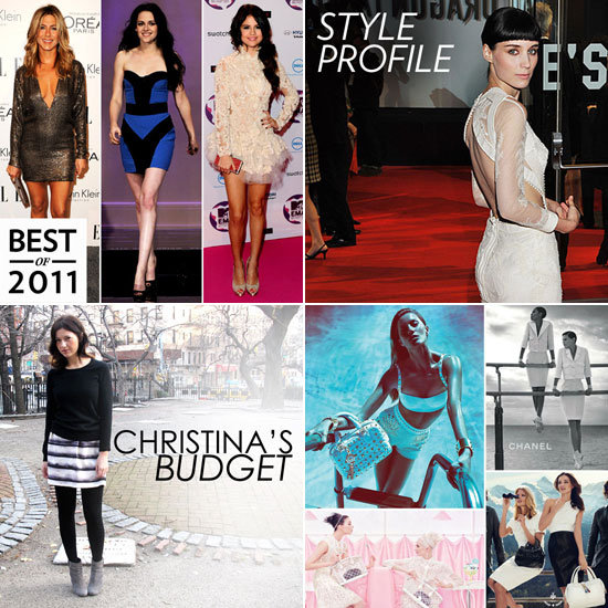 Fab Recap — the Hottest Minidress Moments of 2011, All the Gorgeous Spring 2012 Ads, and More!