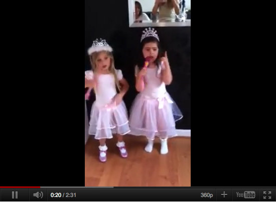 Super Bass by Sophia Grace Brownlee