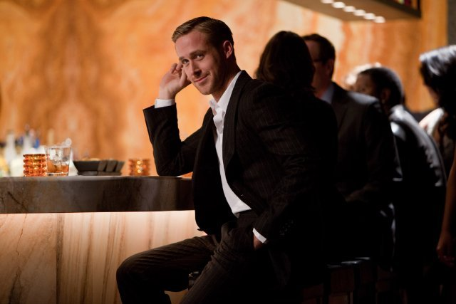 Ryan Gosling earned himself a 2012 Golden Globe nomination for his crazy-sexy role in Crazy, Stupid, Love.