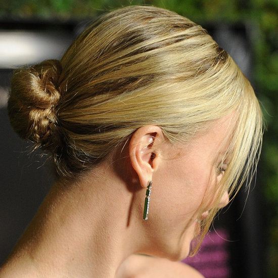 Chignon is the French word for bun but in its Australian and British