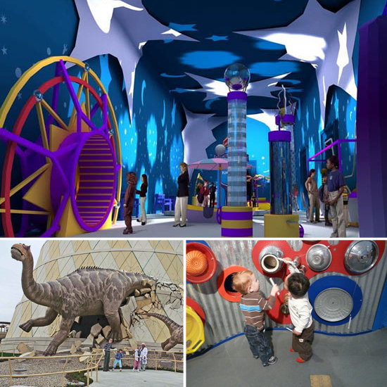 Junior Jetset: 10 Travel Worthy Children's Museums