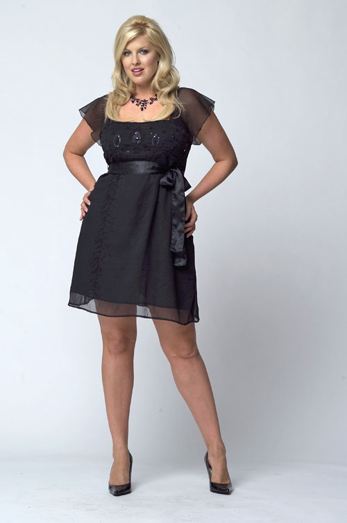 Fashion Dress for Plus Size Women