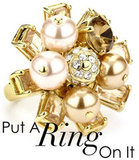 Shop Holiday 2011 Trends: Cocktail Rings