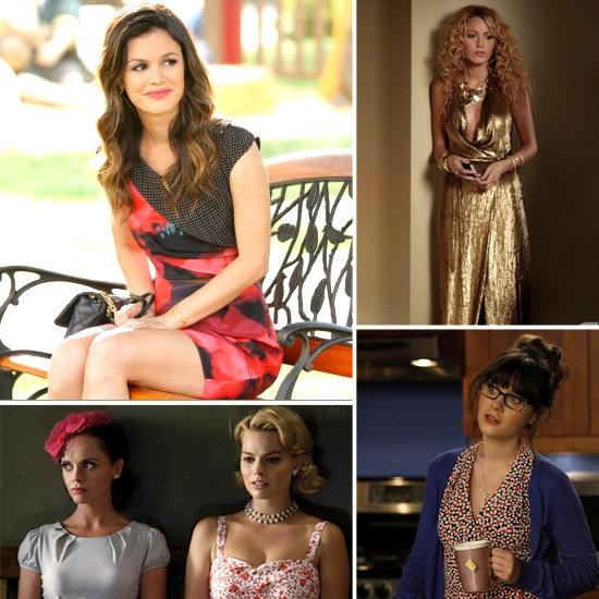 25 of Our Favorite TV Fashion Looks From 2011
