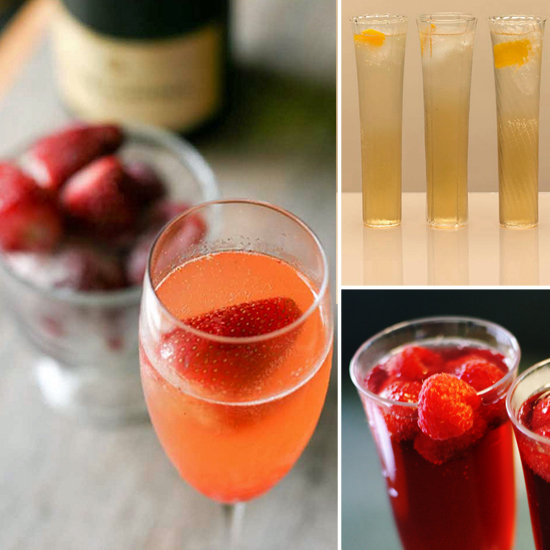 Ring In the New Year With These Healthy Cocktails