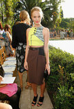 Kate Bosworth in Proenza Schouler at the Vogue party at Chateau Marmont in October 2011.
