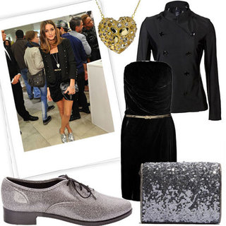 New Year's Eve Outfit Inspired by Olivia Palermo