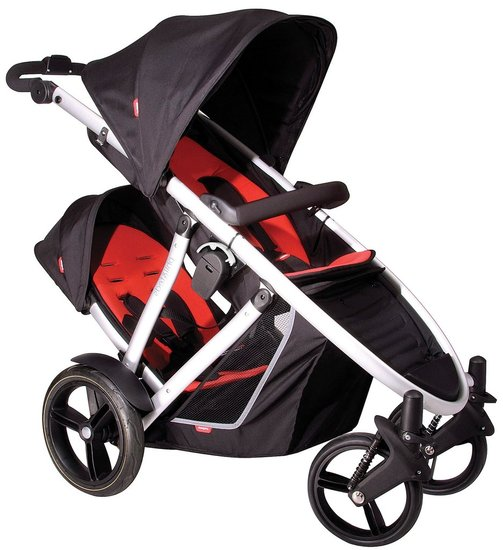 Favorite New Stroller: Phil&Teds Verve