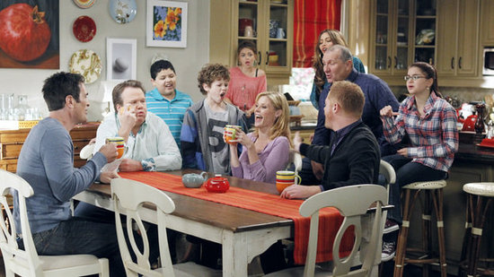 Favorite Parenting TV Show: Modern Family