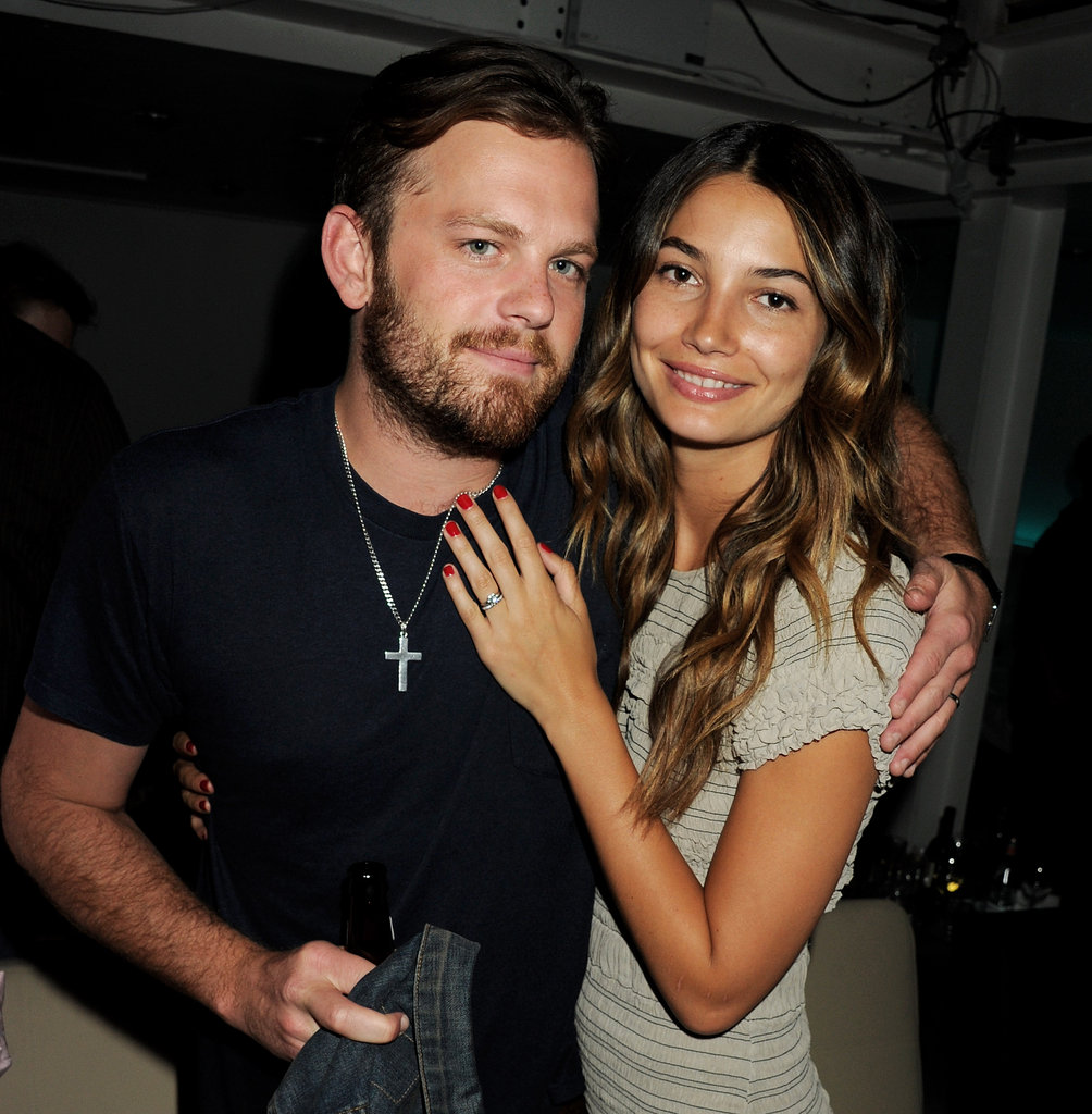Caleb-Followill-Lily-Aldridge jpgLily Aldridge And Caleb Followill 2014