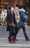 Sienna Miller and Tom Sturridge enjoyed a romantic getaway.