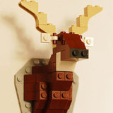 Deer Lego Taxidermy Kit