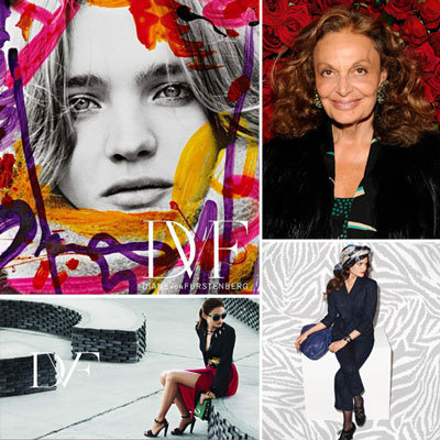 Happy Birthday, Diane von Furstenberg — See the Brand's Empowering Campaigns