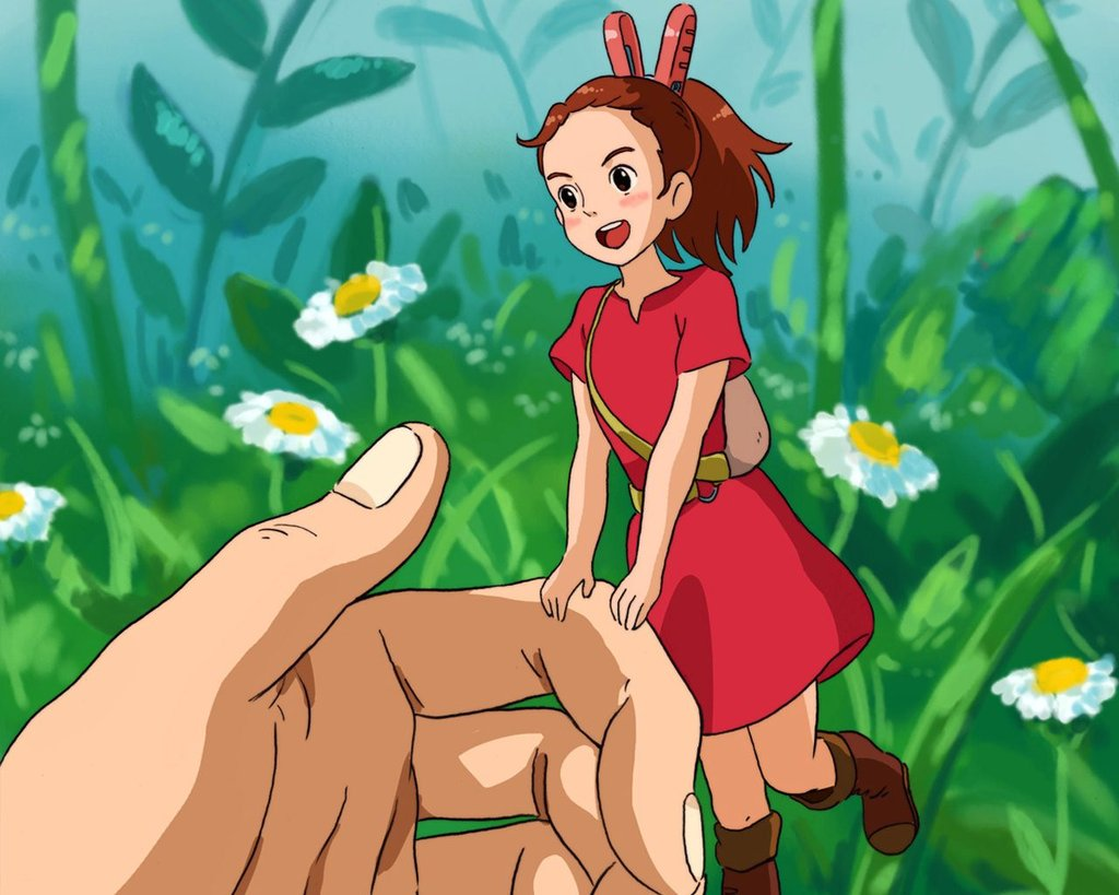 The Secret World of Arrietty — February