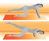One-Legged Push-Up