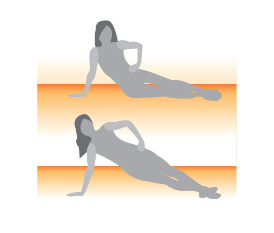 Side Plank Push-Up