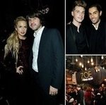 Rachel Zoe Holiday Party at The Sayers Club