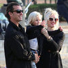 Gwen Stefani and Gavin Rossdale PDA Pictures