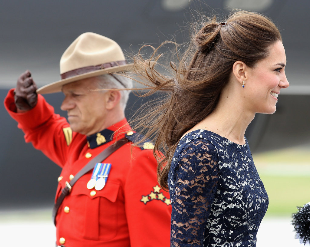 June 2011: The Start of the Canadian Royal Tour