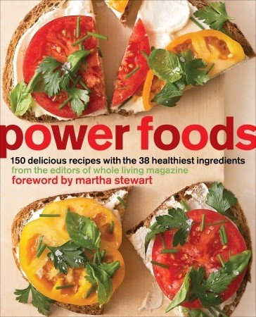 Power Foods Cookbook