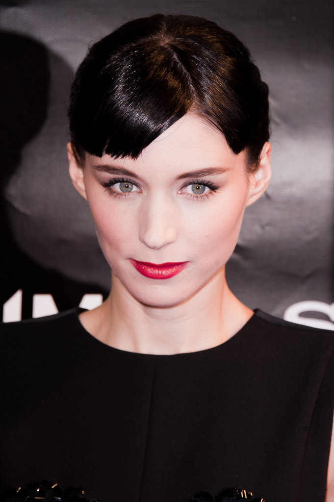 Rooney Mara Dons Louis Vuitton Alongside a Casual Daniel Craig in Paris