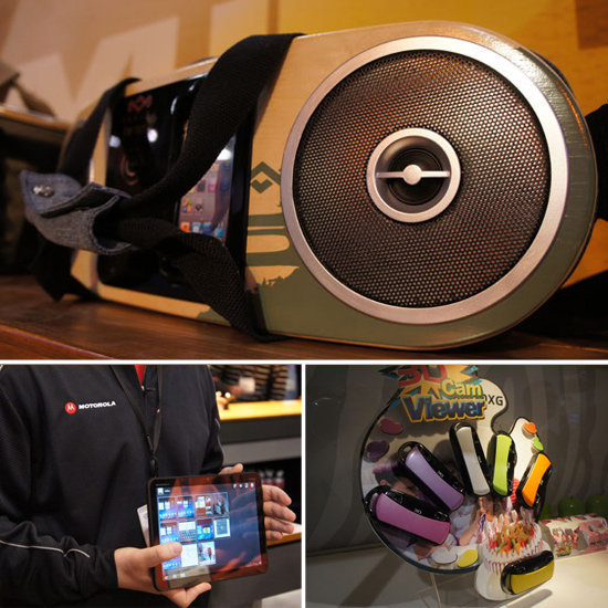 Tech Trends From CES 2011