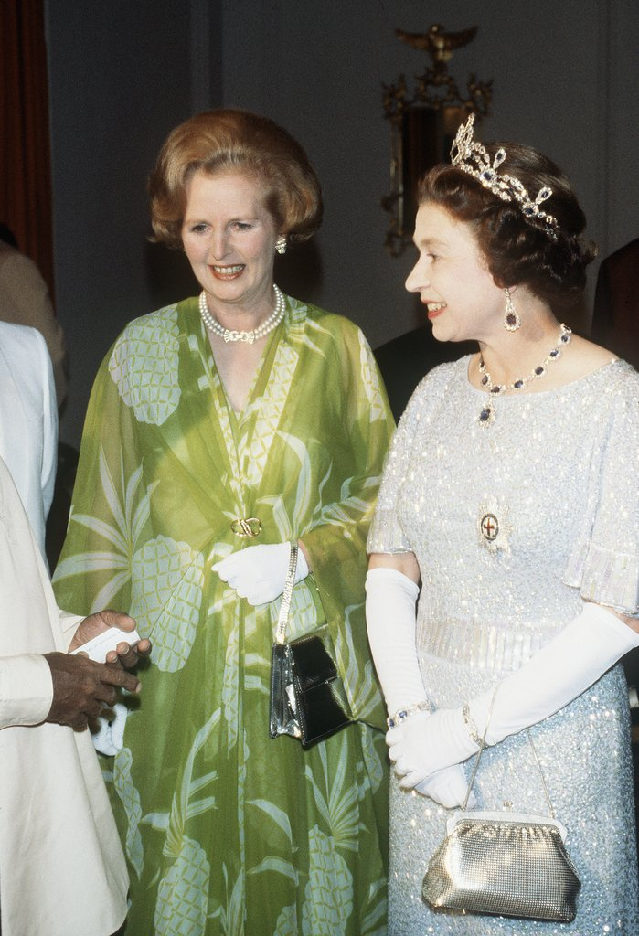 On Rumored Feud With Elizabeth II