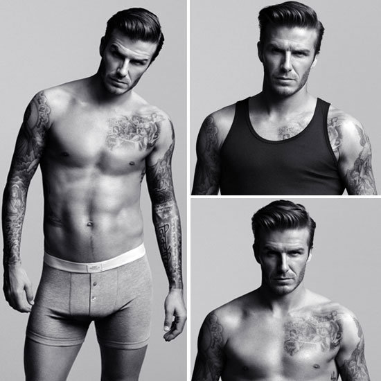 David Beckham For H&amp;M Collection Pictures