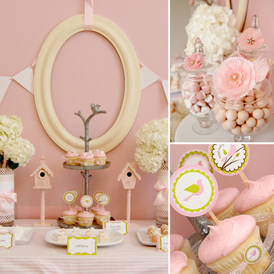 baby shower food ideas pink themed baby shower food ideas