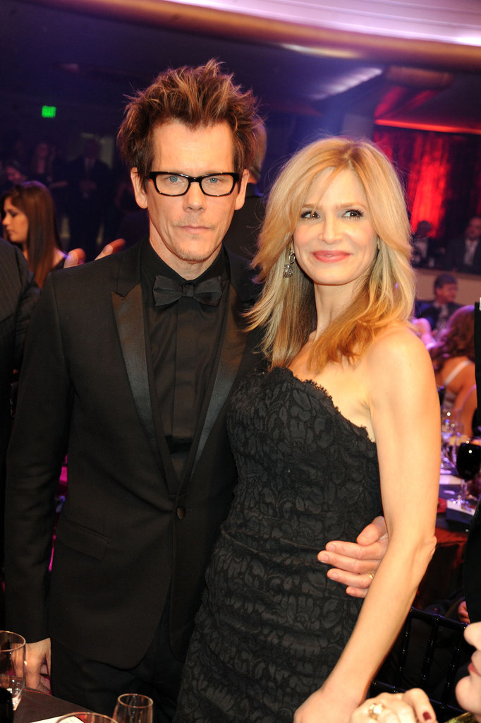 Kevin Bacon and Kyra Sedgwick looked gorgeous together in 2010.