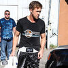 Ryan Gosling MMA Workout Pictures in LA