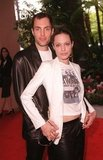 Angelina Jolie posed with her brother, James Haven, on the red carpet in 2000.