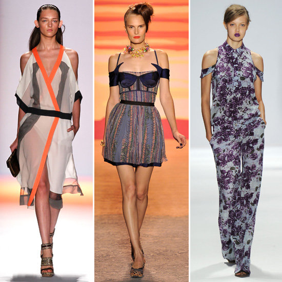 Try Out These 5 Flattering Spring &#039;12 Runway Silhouettes 