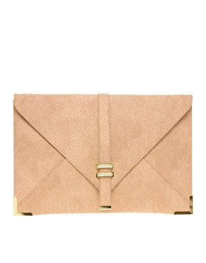 The Oversize Clutch