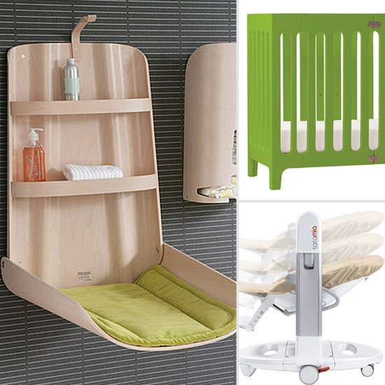 Space Saving Nursery Solutions
