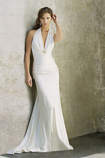 Simple wedding dresses Due to demand more and more stores bridal stores