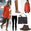 Who Makes Pippa Middleton&#039;s Orange Coat?