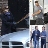 Tina Fey, Colin Farrell, Dax Shepard, and More Stars on Set This Week!