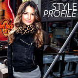 Take a look at our latest street style crush — model Lily Aldridge kills it with her low-key luxe panache.